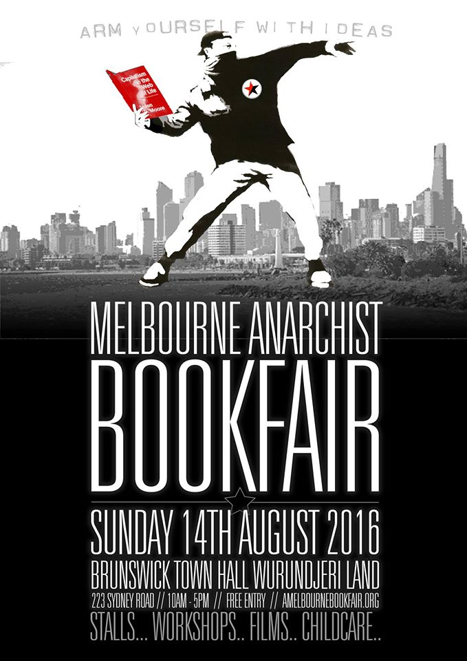 your online source for anarchy in australia